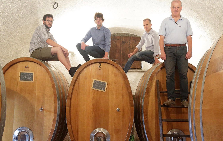Piedmont Delights Owner Cantine Garrone