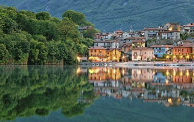 Mergozzo: the lake that built the Milan Cathedral