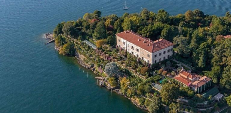 Piedmont Delights Isola Madre Stresa Lago Maggiore