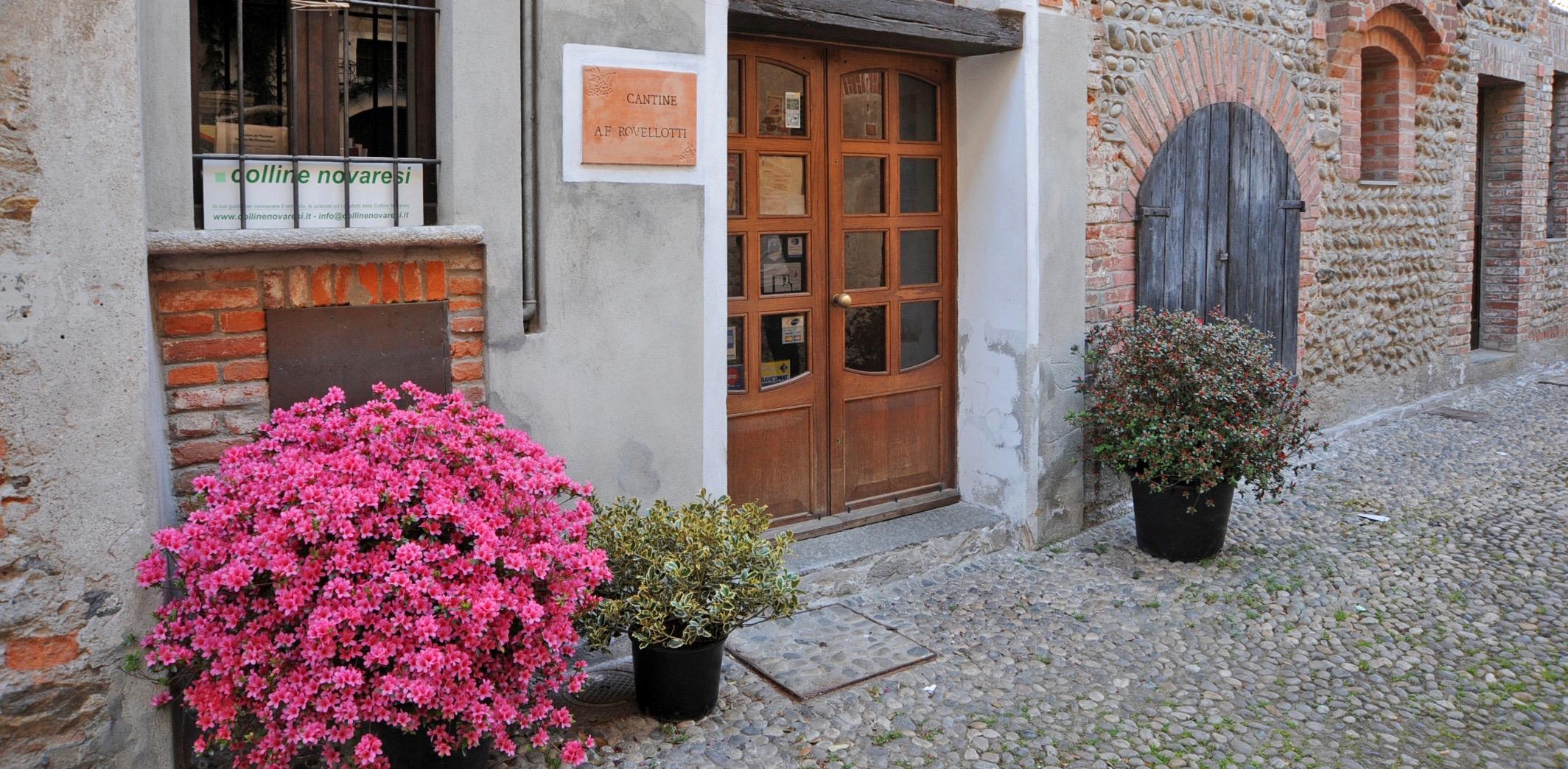Piedmont Delights Rovellotti Criccone White Wine