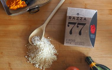 Razza77: la rinascita di una tra le più gustose varietà di riso Italiano