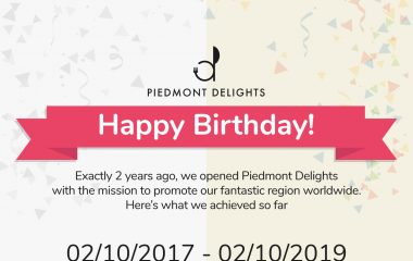 Hey Piedmont Delights, it's your birthday!