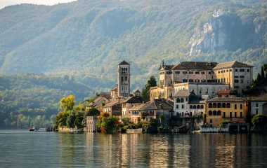 The four stars of lake Orta you need to visit now!