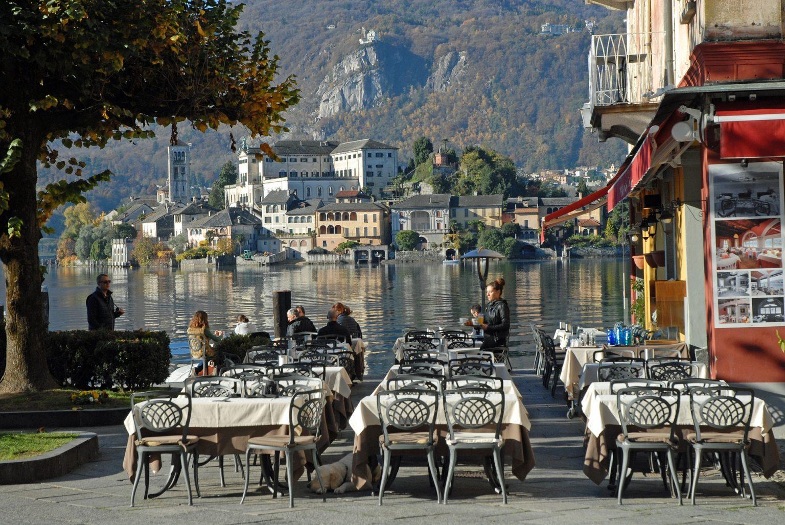 Orta San Giulio Blog Piedmont Delights
