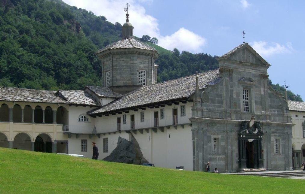 Oropa Santuario Biella Piedmont Deights Blog