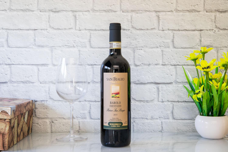 Barolo San Biagio Piedmont Delights