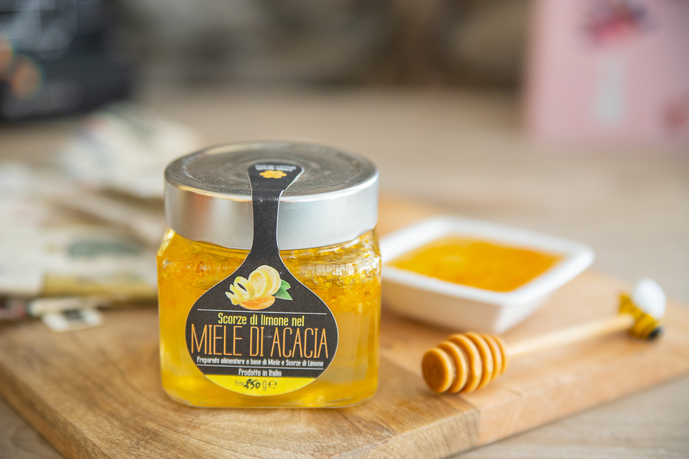 Limone nel Miele di Acacia – 250gr
