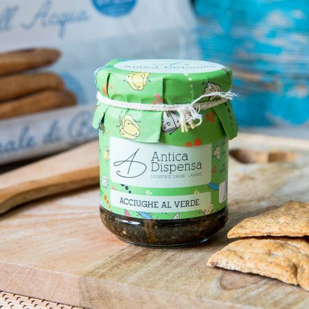 Anchovies in Bagnetto Verde