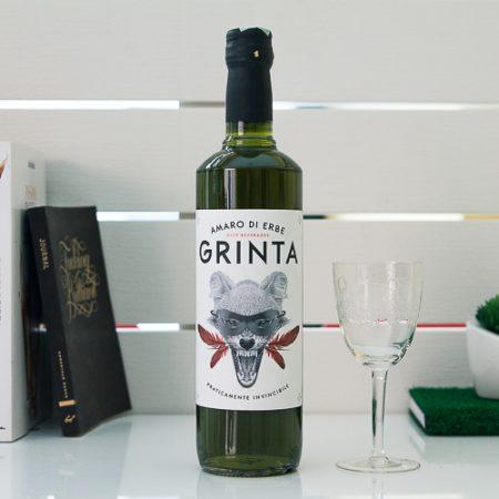 "Amaro alle Erbe ""Grinta"""