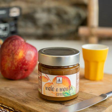 Apple & Mint Jam – 240gr