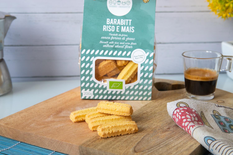 Barabitt rice & corn – 200gr
