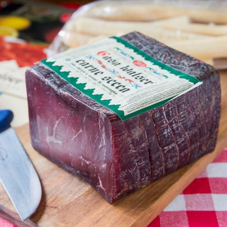 Dried Meat with mountain herbs