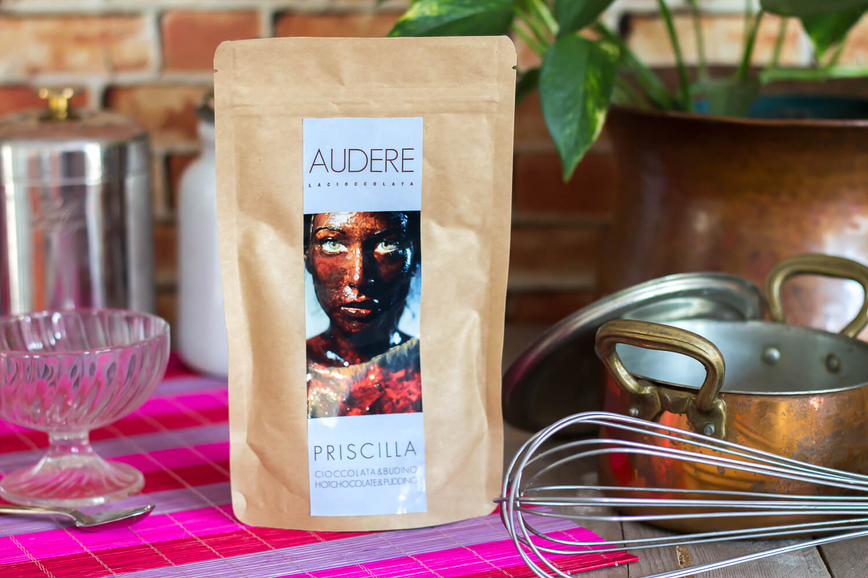 Priscilla Cioccolata e Budino – 130gr