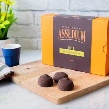 Praline Cioccolato & Nocciola – 6pz