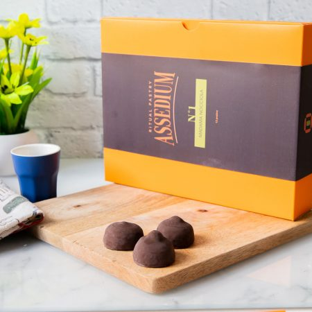 Praline Cioccolato & Nocciola – 12pz