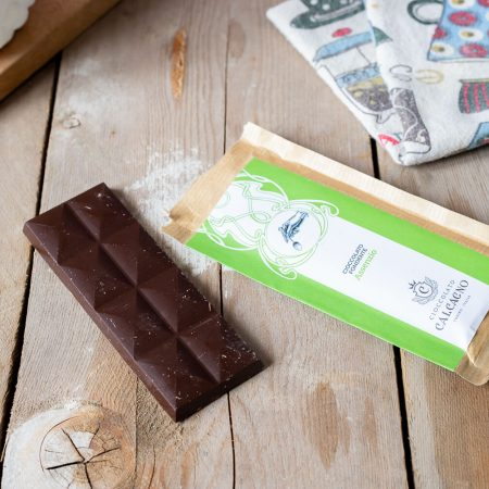 Cioccolato fondente con assenzio