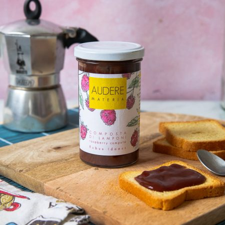 Raspberry compote – 270gr