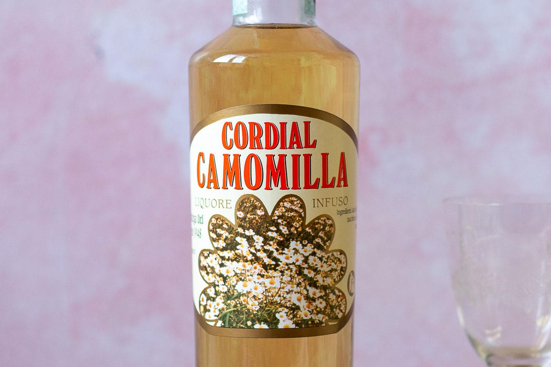 """Liquore infuso """"Cordial Camomilla"""" – 50cl"""