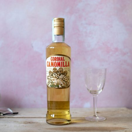 """Infused liqueur """"Cordial Camomilla"""" – 50cl"""