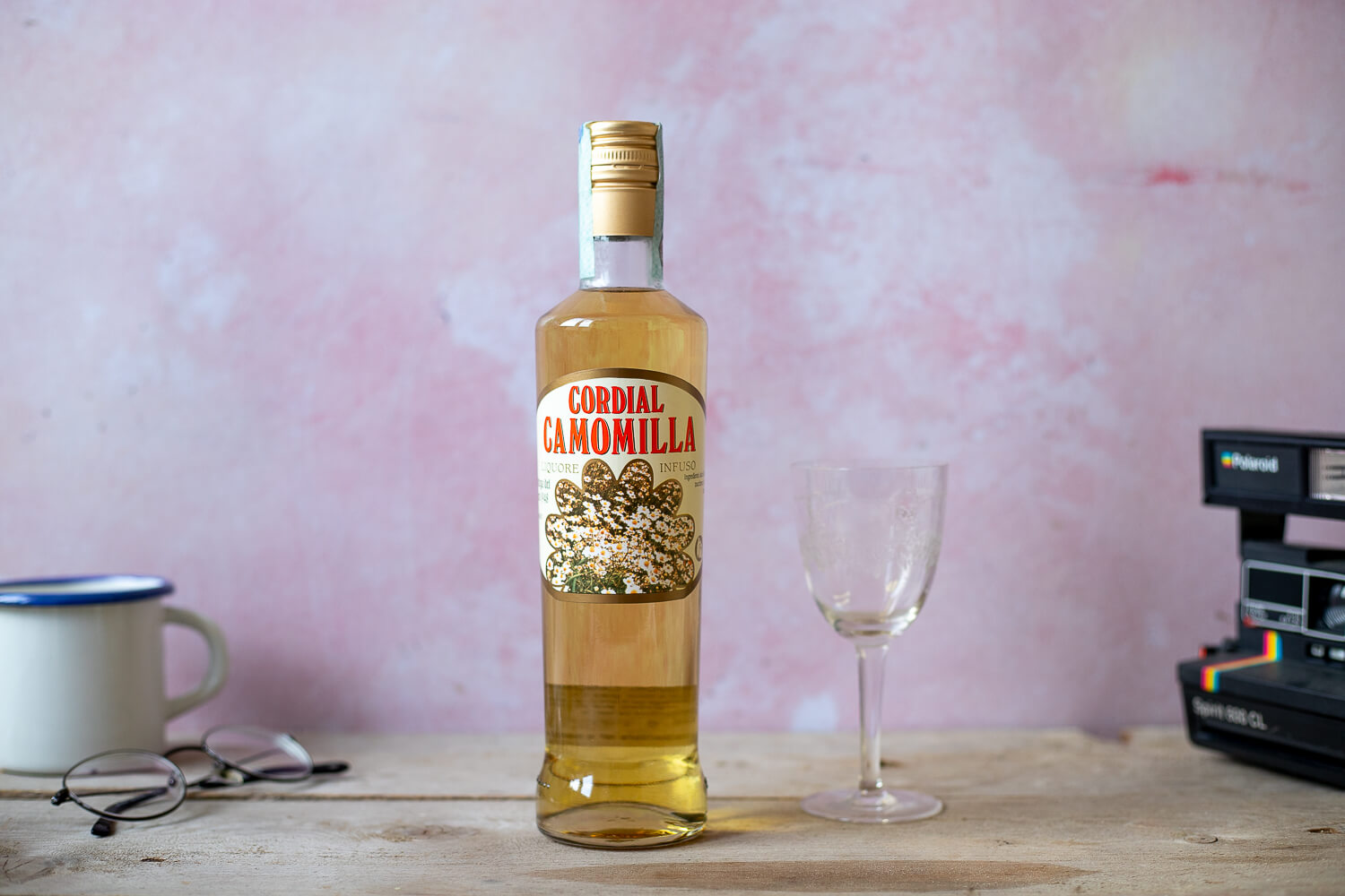 "Infused liqueur ""Cordial Camomilla"" – 50cl"
