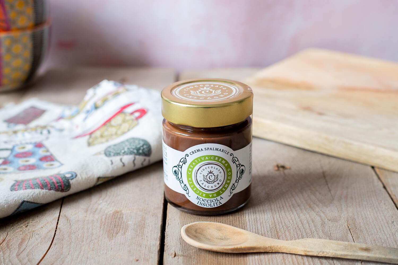 """Hazelnut chocolate spread """"Insolita""""- 150gr"""