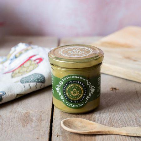 Crema spalmabile al pistacchio – 150gr