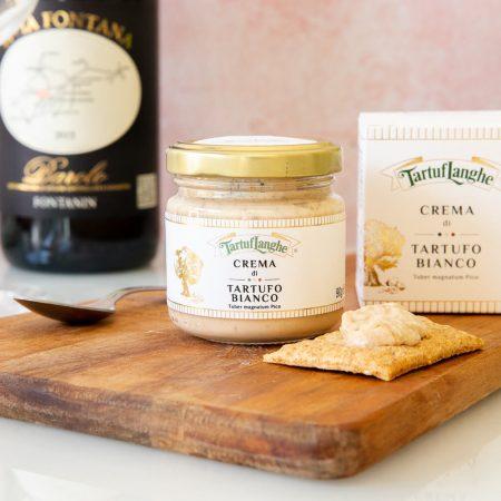 White Truffle cream