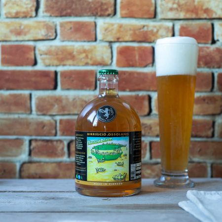 "Blond Ale ""Fingerlime"" – 75cl"