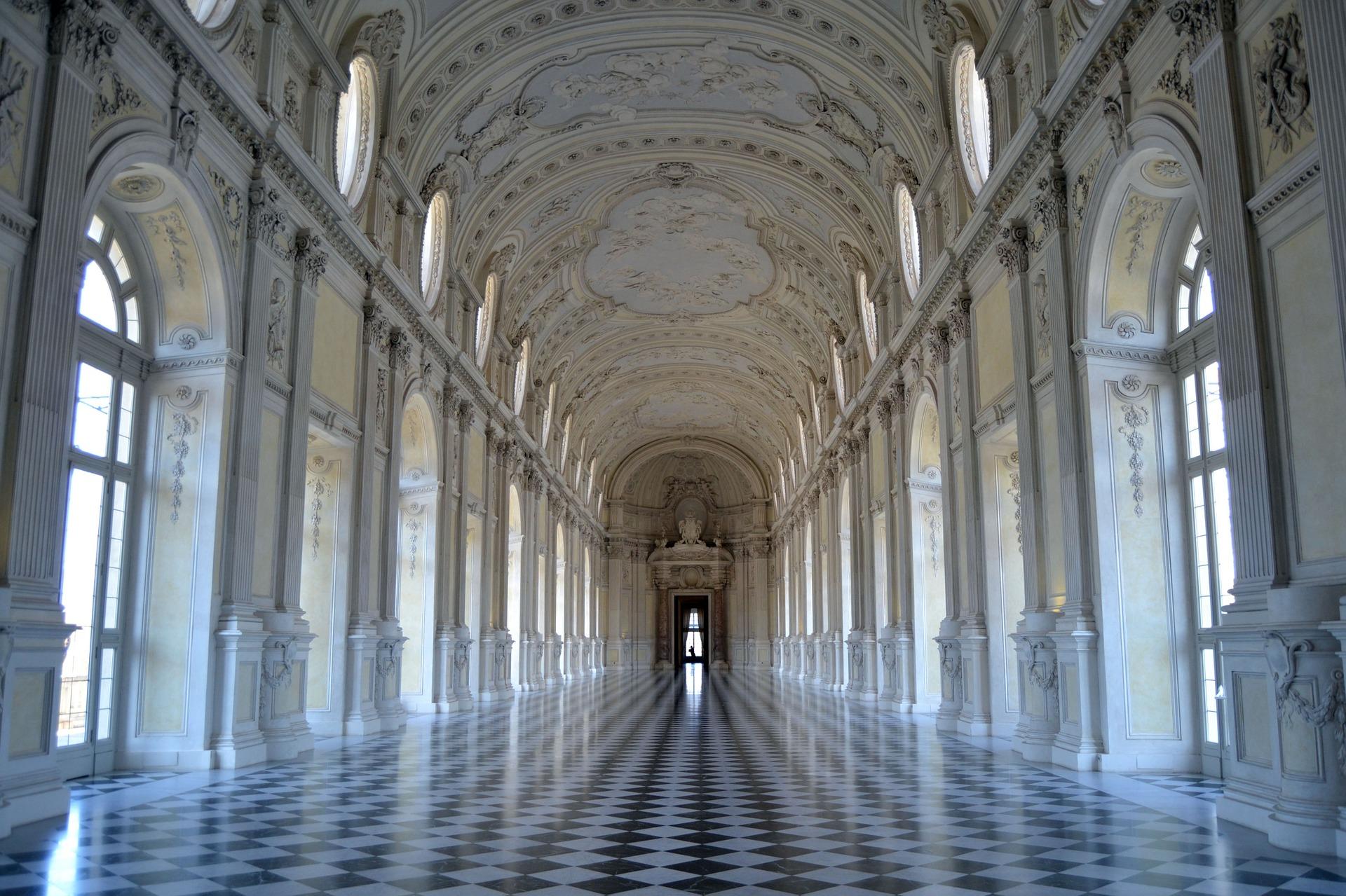 Galleria Venaria Reale Juvarra Blog Piedmont Delights