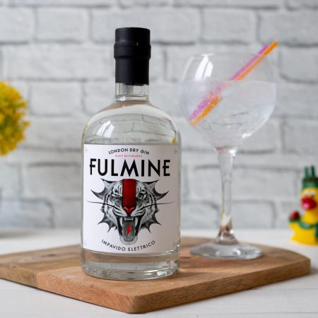 "London Dry Gin ""Fulmine"""