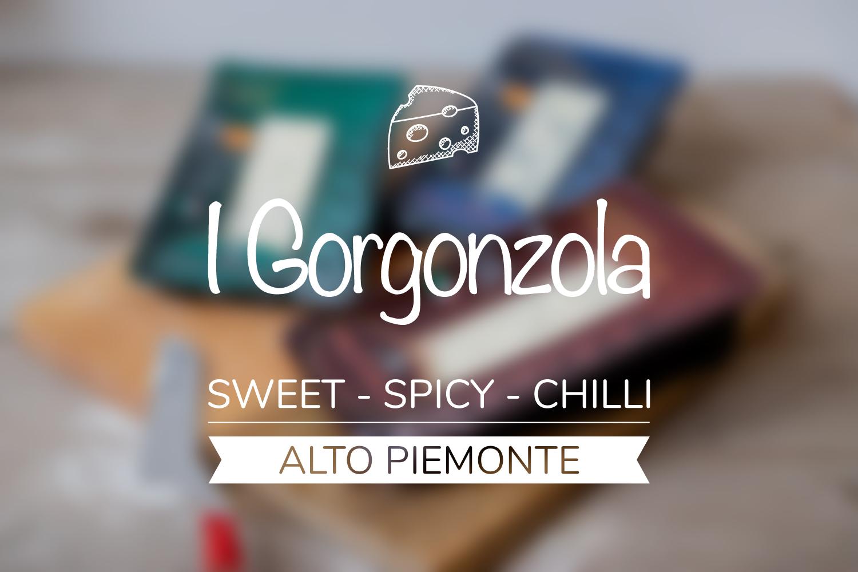 """Tasting Box """"I Gorgonzola"""" – 3 types – 500/600gr"""