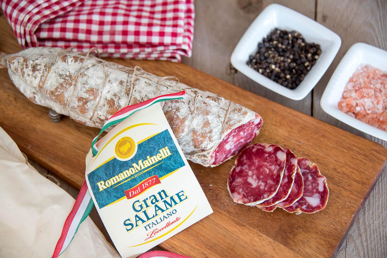 Gran Salame Italiano L'Eccellente – circa 400gr