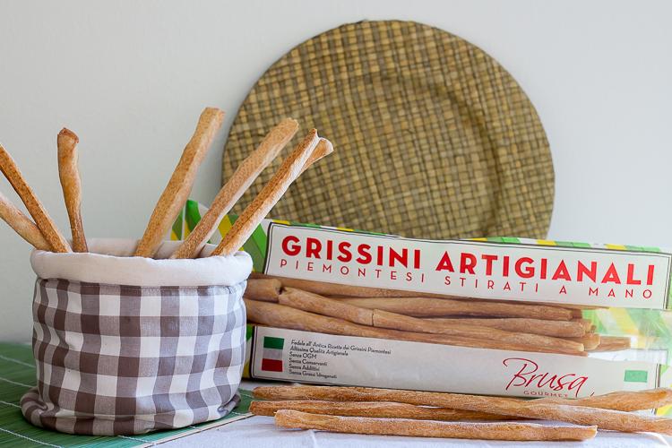 Gourmet Grissini Breadsticks – 200gr