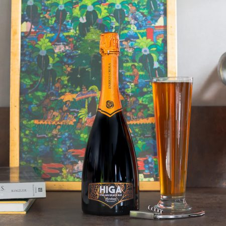 "Italian Grape Ale ""Higa"" – 75cl"