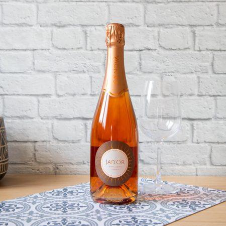 "Spumante Metodo Classico Nebbiolo Rosè Extra Brut ""Jad'or"""