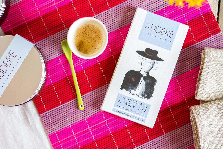 Cioccolato al Latte e Caffè – 100gr