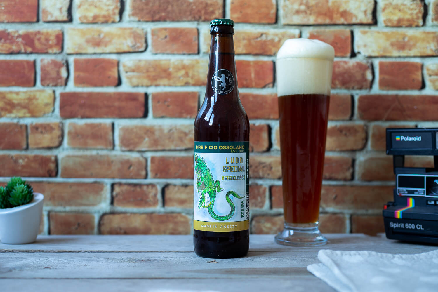 """Rye Ipa """"Special"""" – 50cl"""