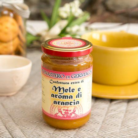 Apple & Orange Jam