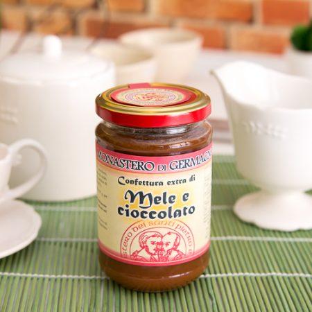 Apples & Chocolate Jam