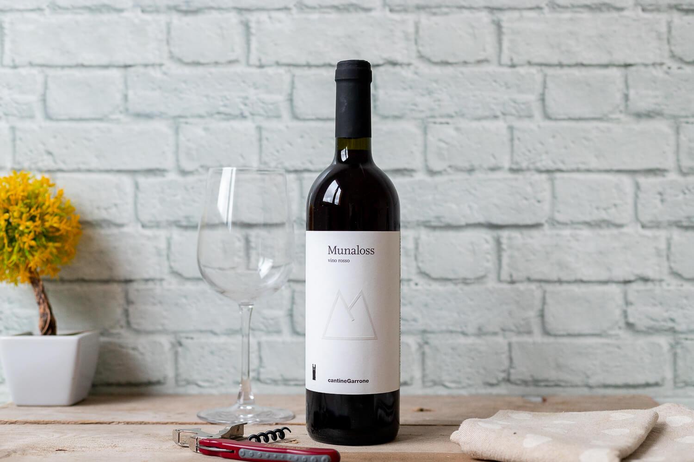 """Red Wine """"Munaloss"""""""