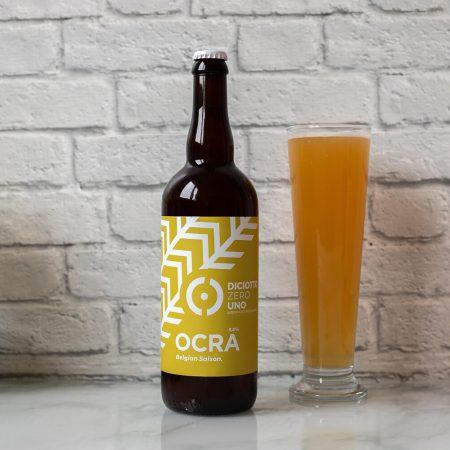 "Belgian Saison ""Ocra"""