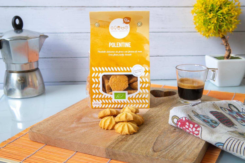 Polentine Biscuits – 200gr