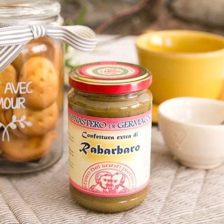 Rhubarb Extra Jam