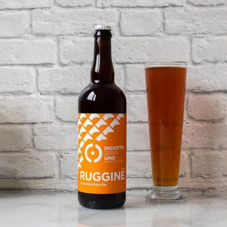 """American Pale Ale """"Ruggine"""""""