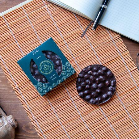 Ruota di cioccolato fondente – 80gr