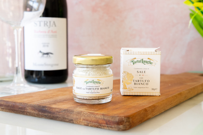 White Truffle Salt – 30gr