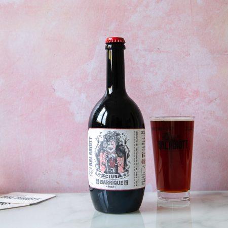 """Barrique Beer """"Sciura"""" – 75cl"""