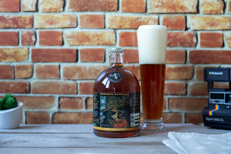 """American Amber Ale """"Stria"""""""