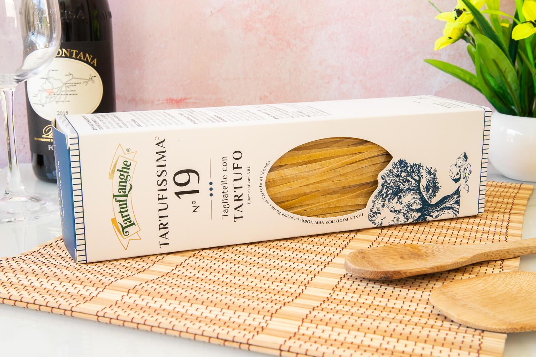 Tagliatelle pasta with Truffle – 250gr