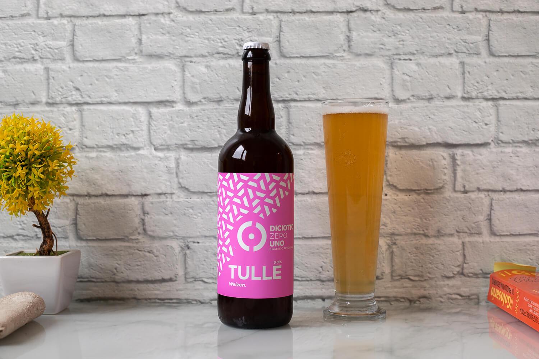 """Weisen Beer """"Tulle"""" – 75cl"""